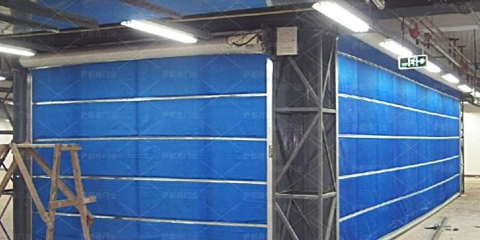 防火卷帘门系统的联动控制设计
