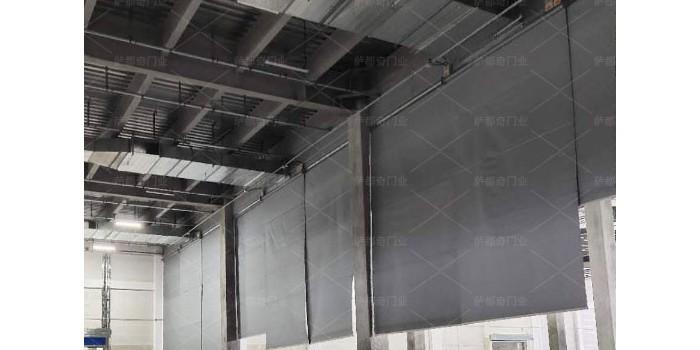 挡烟垂壁和垂帘的主要材料